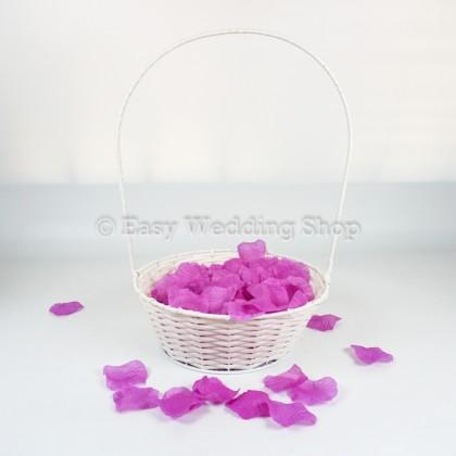 Wedding Flower Girl Basket 婚礼花童花瓣篮